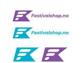 Nro 223 kilpailuun Festivalshop.no käyttäjältä rimadesignshub