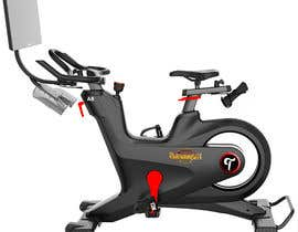 #167 cho Logo Design - Exercise Bike  - Fast easy money bởi ibrahimbronze