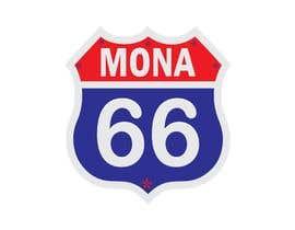 Nro 17 kilpailuun Mona's 66th birthday logo käyttäjältä sazedarahman
