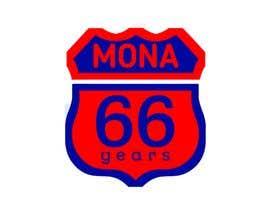 Nro 77 kilpailuun Mona's 66th birthday logo käyttäjältä freelancerbipla1