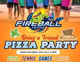 #30 untuk Fireball Bring a Friend Pizza Party oleh maidang34
