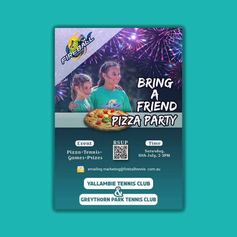 Penyertaan Peraduan #                                        29                                      untuk                                         Fireball Bring a Friend Pizza Party