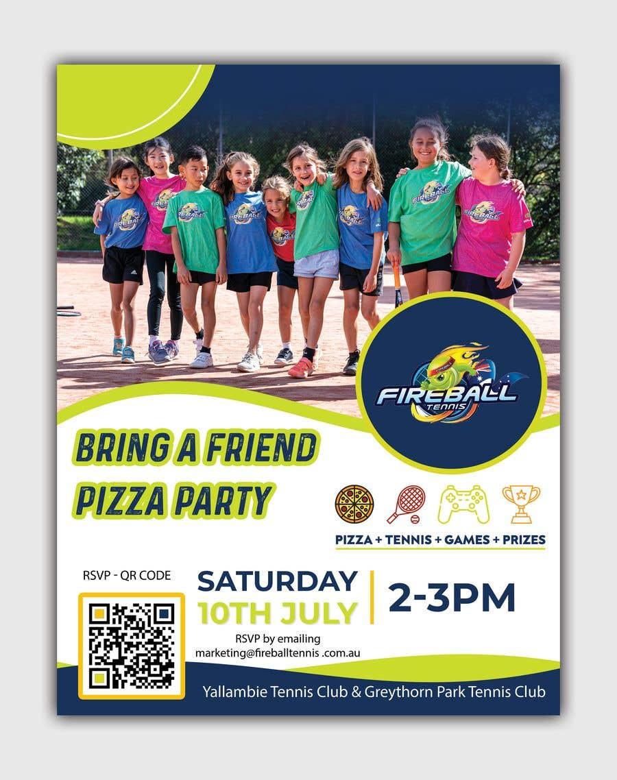 Penyertaan Peraduan #                                        43                                      untuk                                         Fireball Bring a Friend Pizza Party