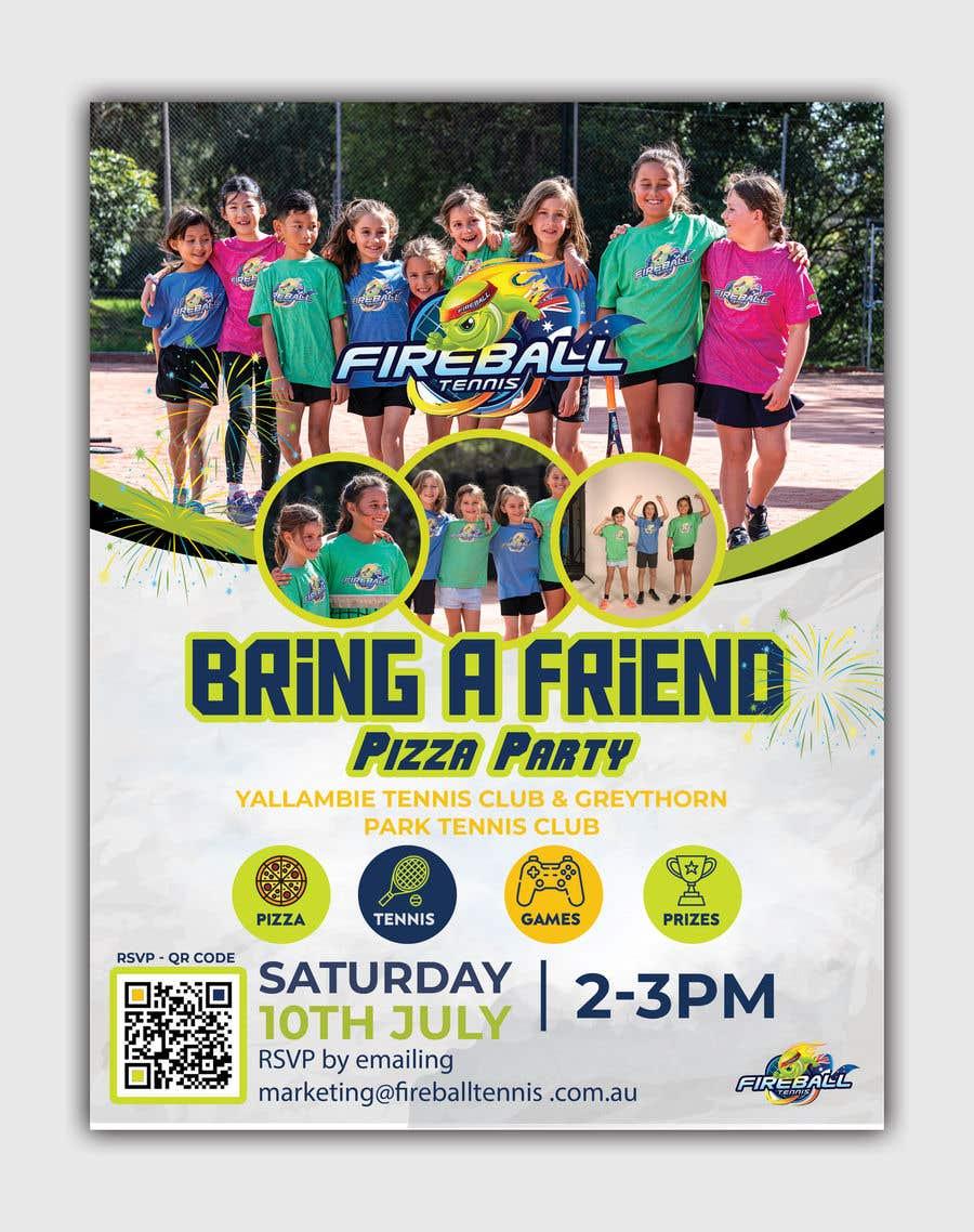Penyertaan Peraduan #                                        47                                      untuk                                         Fireball Bring a Friend Pizza Party