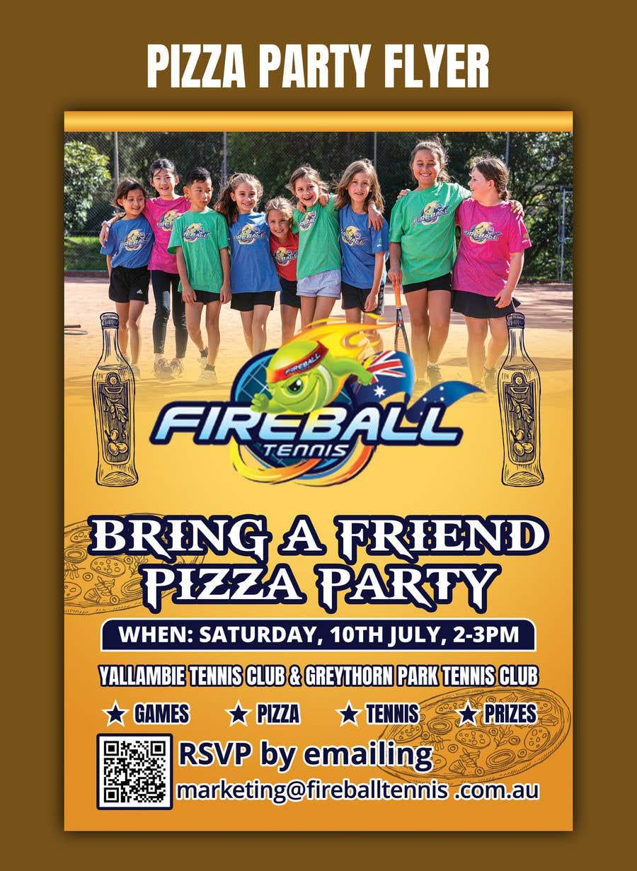 Penyertaan Peraduan #                                        34                                      untuk                                         Fireball Bring a Friend Pizza Party
