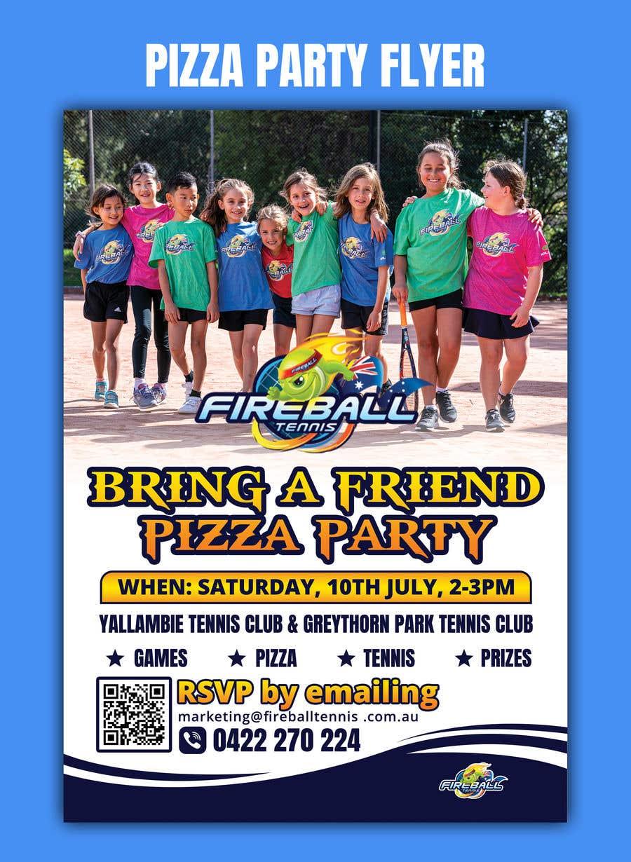 Penyertaan Peraduan #                                        36                                      untuk                                         Fireball Bring a Friend Pizza Party