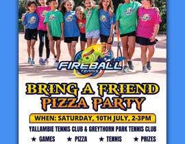#36 untuk Fireball Bring a Friend Pizza Party oleh TheCloudDigital