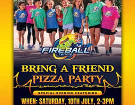 #37 untuk Fireball Bring a Friend Pizza Party oleh TheCloudDigital