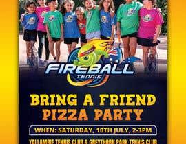 #38 untuk Fireball Bring a Friend Pizza Party oleh TheCloudDigital