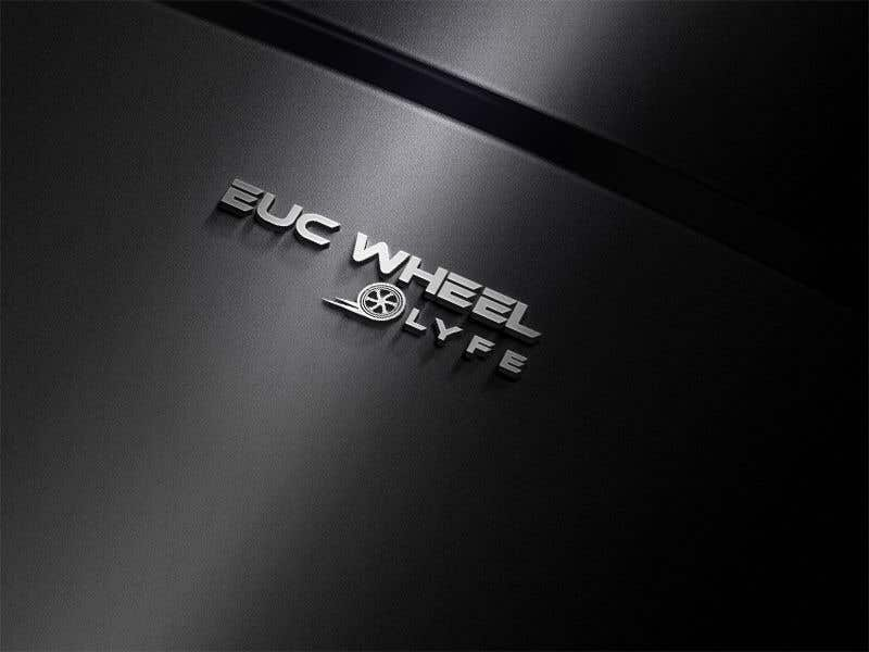 Bài tham dự cuộc thi #                                        127                                      cho                                         EUC Wheel Lyfe Logo Design