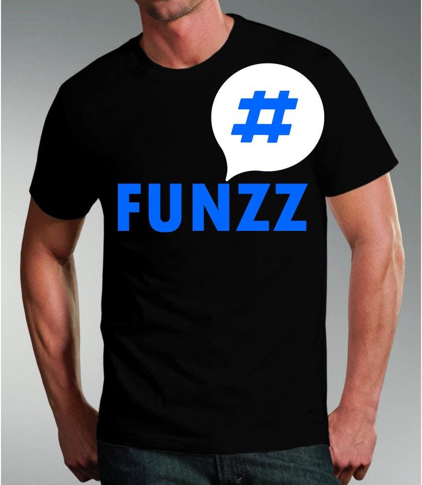 Penyertaan Peraduan #1 untuk Design a T-Shirt , hastag related