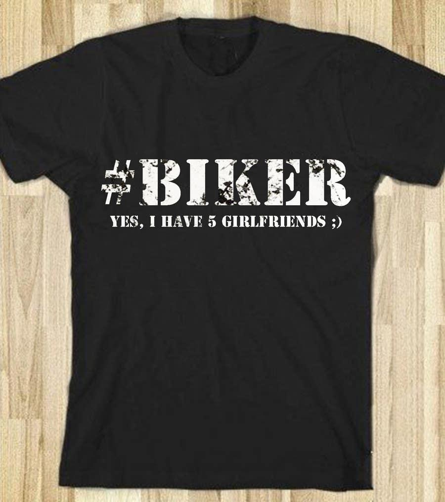Penyertaan Peraduan #14 untuk Design a T-Shirt , hastag related