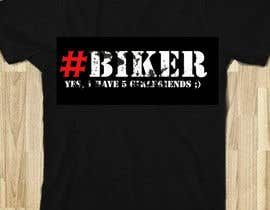 #16 cho Design a T-Shirt , hastag related bởi elvaDF