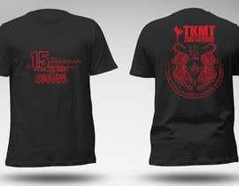 Mehedi6Hasan tarafından 15yrs Anniversary T-Shirt Design için no 85