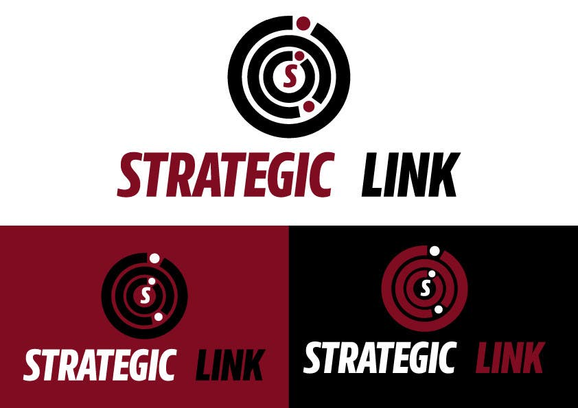 """Konkurrenceindlæg #17 for Design a Logo for """"Strategic Link"""""""