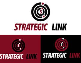 "nº 17 pour Design a Logo for ""Strategic Link"" par timwilliam2009"