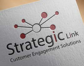 "#54 para Design a Logo for ""Strategic Link"" por shmahmed"