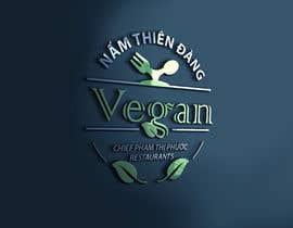#309 untuk Vegan Restaurant Logo Design oleh ShivamPancholi