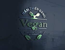 #310 untuk Vegan Restaurant Logo Design oleh ShivamPancholi