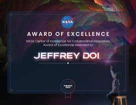#29 для NASA Challenge: Design a CoECI Team Member Certificate от mater0894
