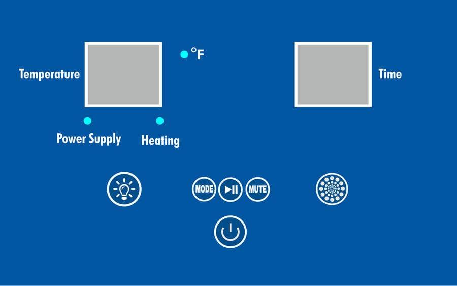 Konkurrenceindlæg #                                        44                                      for                                         Redesign a control panel