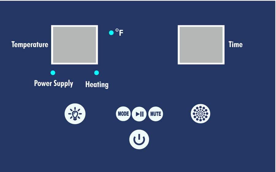 Konkurrenceindlæg #                                        53                                      for                                         Redesign a control panel