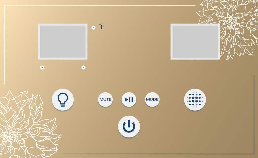 Konkurrenceindlæg #                                        27                                      for                                         Redesign a control panel