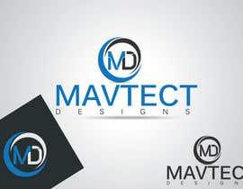 Nro 86 kilpailuun Design some Business Cards and Logo for Mavtect Designs käyttäjältä LOGOMARKET35
