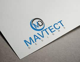 #88 for Design some Business Cards and Logo for Mavtect Designs by LOGOMARKET35