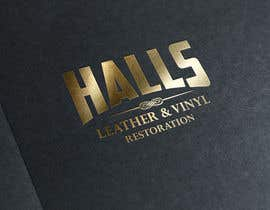 #40 untuk Leather and Vinyl Company Logo oleh Hassan12feb