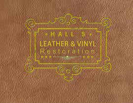 #26 untuk Leather and Vinyl Company Logo oleh Creative3dArtist