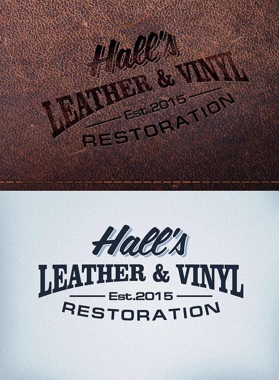 Konkurrenceindlæg #                                        9                                      for                                         Leather and Vinyl Company Logo