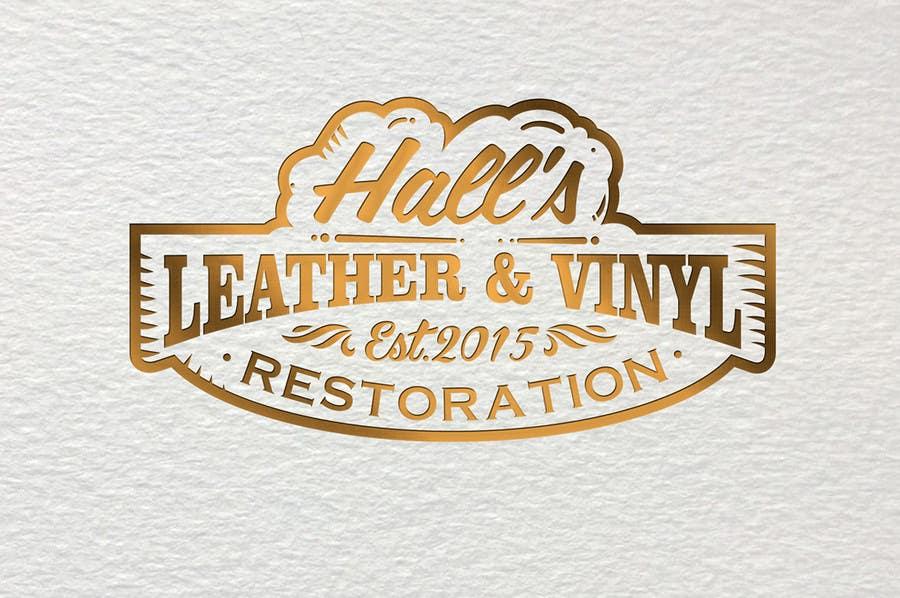 Konkurrenceindlæg #33 for Leather and Vinyl Company Logo