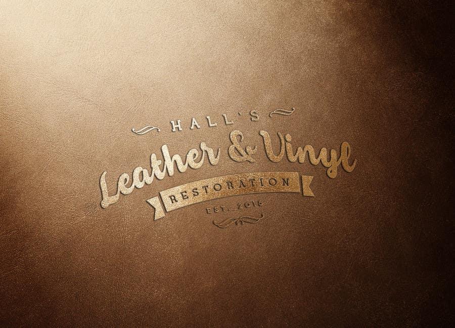Konkurrenceindlæg #                                        1                                      for                                         Leather and Vinyl Company Logo