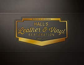 #25 for Leather and Vinyl Company Logo by ayubouhait