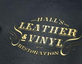 #38 para Leather and Vinyl Company Logo por ayubouhait