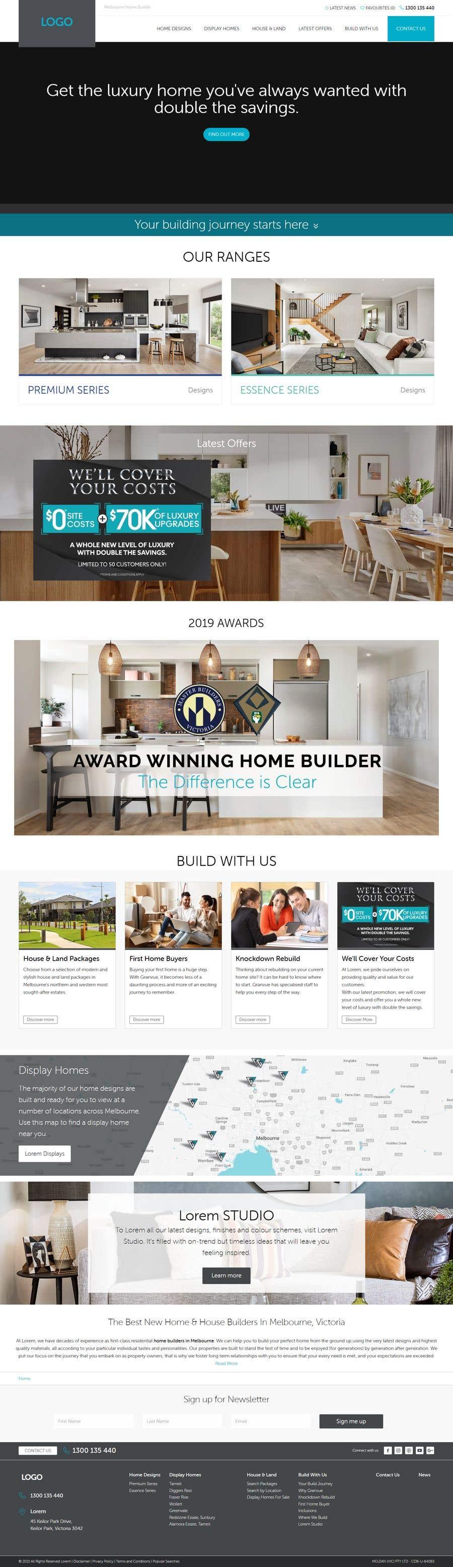 Kilpailutyö #                                        32                                      kilpailussa                                         Build Me A Website