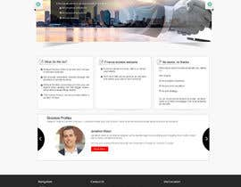 #12 cho Design a Website Mockup for a finance company bởi chancalkmr