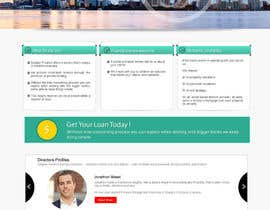 #14 cho Design a Website Mockup for a finance company bởi chancalkmr