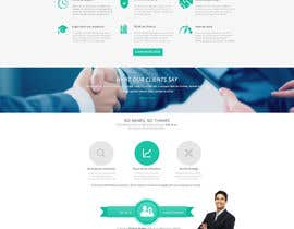 #19 cho Design a Website Mockup for a finance company bởi charlieekman