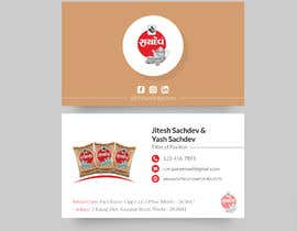 #101 for Designing Business Card by nhshamim493