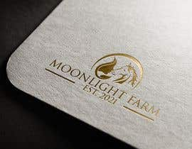 mstshiolyakhter1 tarafından Create a Logo for a Horse Farm için no 148