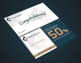 """#62 for 3"""" x 5"""" Double sided Promotional Card For Clinic Opening by sagorsaon85"""