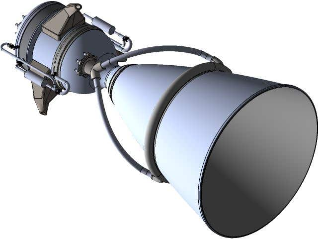 Bài tham dự cuộc thi #                                        7                                      cho                                         Illustration of an Future product - Rocket Engine Prototype Simulation for pitch deck