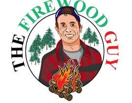 """#28 for """"The Firewood Guy"""" Logo by andybudhi"""