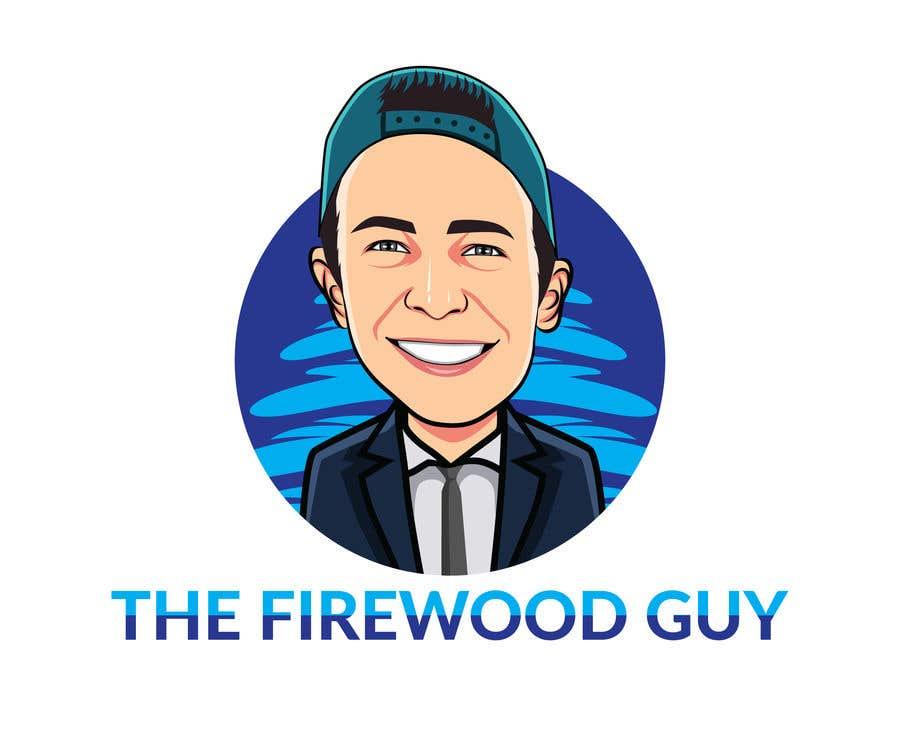 """Bài tham dự cuộc thi #                                        30                                      cho                                         """"The Firewood Guy"""" Logo"""