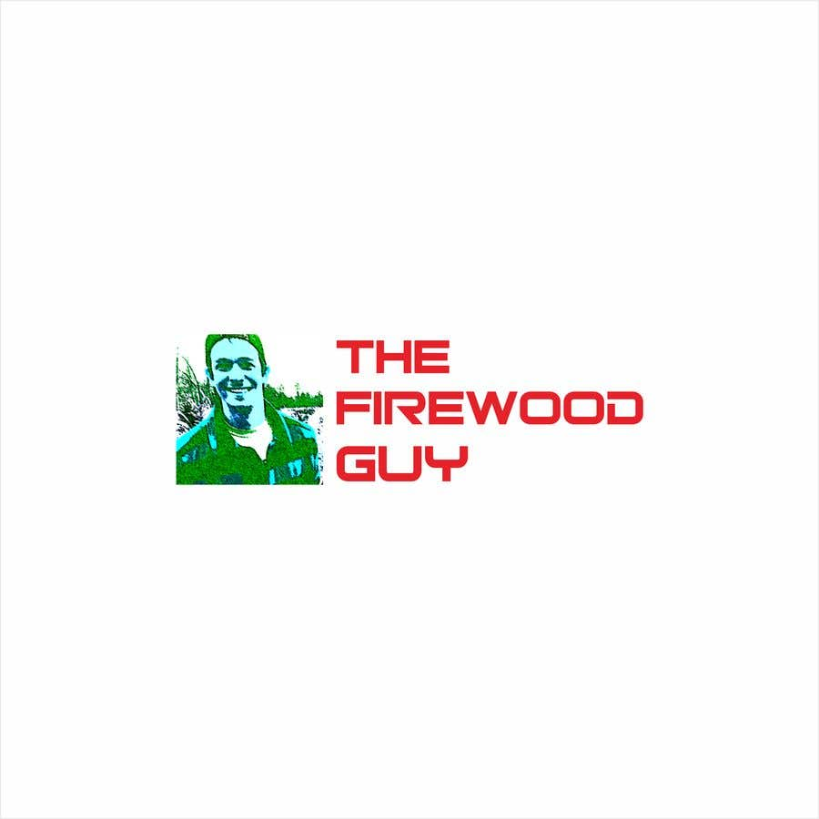"""Bài tham dự cuộc thi #                                        38                                      cho                                         """"The Firewood Guy"""" Logo"""