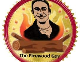"""#24 for """"The Firewood Guy"""" Logo by Mohsinaowni"""