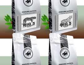 Nro 55 kilpailuun 8 Labels for Coffee Bag käyttäjältä moonint12