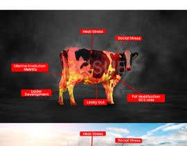 #34 for Make me a Cow Fire Graphic by joshuacastro183